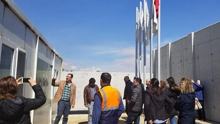 Gaziantep'teki Enerji ve Çevre Çalışmaları Kocaeli'ne Tanıtıldı