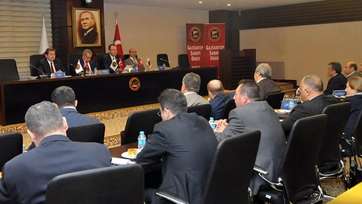 GSO Mart Ayı Meclis Toplantısı Yapıldı