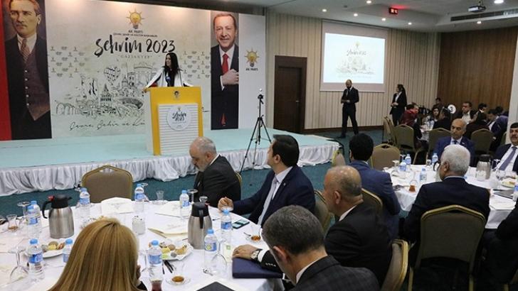 ''Şehrim 2023'' Toplantısı Yapıldı