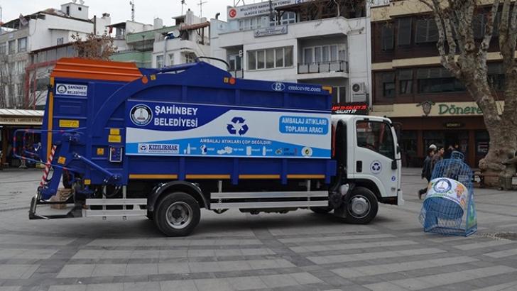 Şahinbey Belediyesi Teknoloji İle Dönüştürüyor
