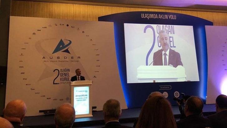 Gaziantep Kart'a 'Akıllı Ulaşım' Ödülü