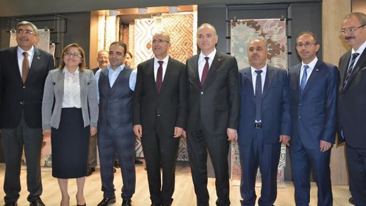 GAHİB Başkanı Ahmet Kaplan Domotex'i değerlendirdi