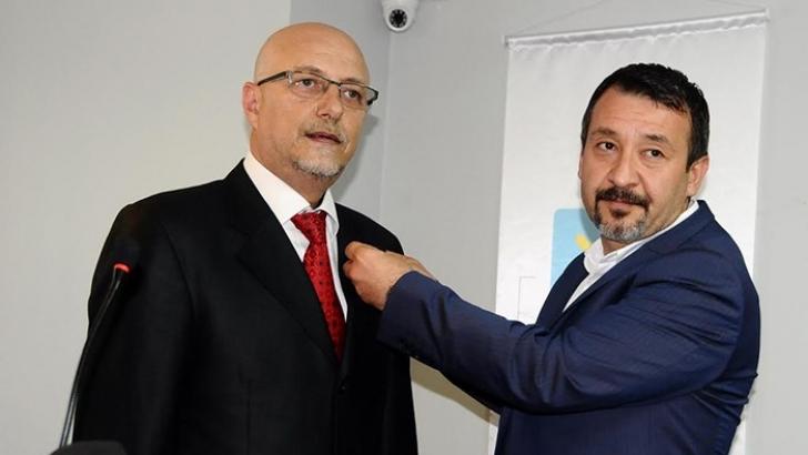 """Mıhcıoğlu,"""" Yıllardır süren baskılara karşı adayım"""""""