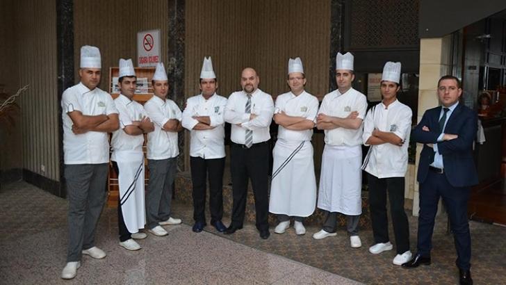 Gastronomi kongre turizmine ivme kattı