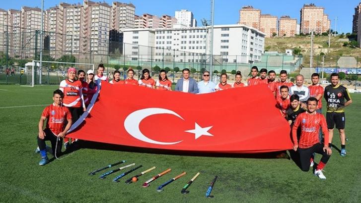 Gaziantep Polisgücü Avrupa Şampiyonasına iki kafileyle gidiyor