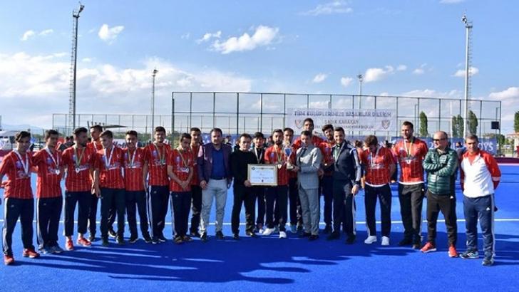 Avrupa Şampiyonasına Bolu ve Gaziantep'ten üç takım gönderiyoruz