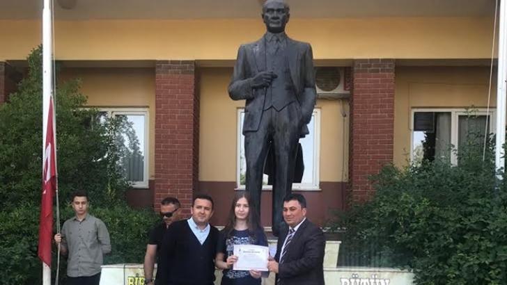 Türkiye Geneli Lgs Deneme Sınavında Türkiye 2. Liği Ve İl 1. Liği Özel Seçkin Ortaokulundan