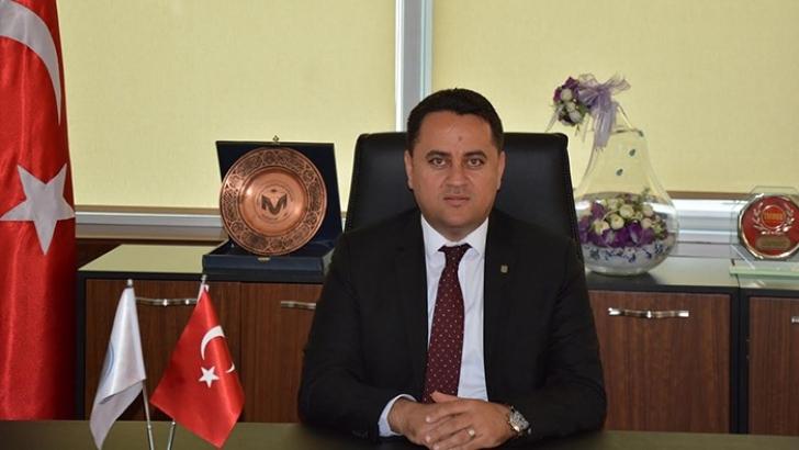 İMO Şube Başkanı Çeliktürk'ten 19 Mayıs'ı kutlama mesajı