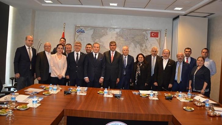 Mahsum Altunkaya, TİM Sektör Kurulu Başkanlığına seçildi