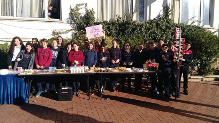 GKV'li Öğrencilerden Duyarlı Davranış