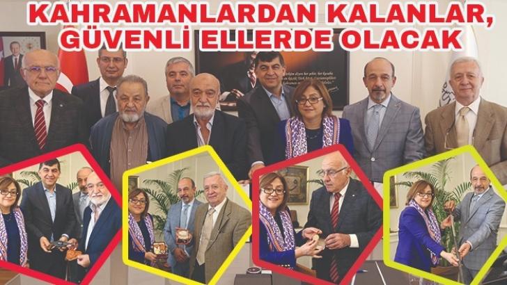 """KAHRANMANLARINA AİT ESERLER """"PANORAMA 25 ARALIK"""" MÜZESİ'NDE SERGİLENECEK"""