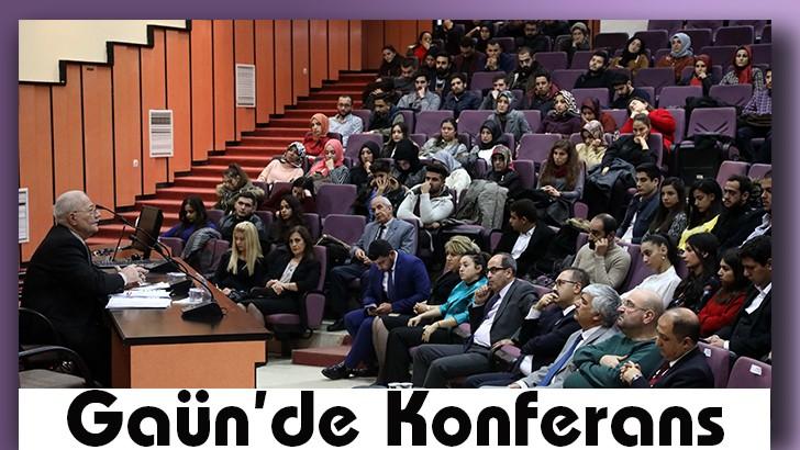 Gaün'de Konferans