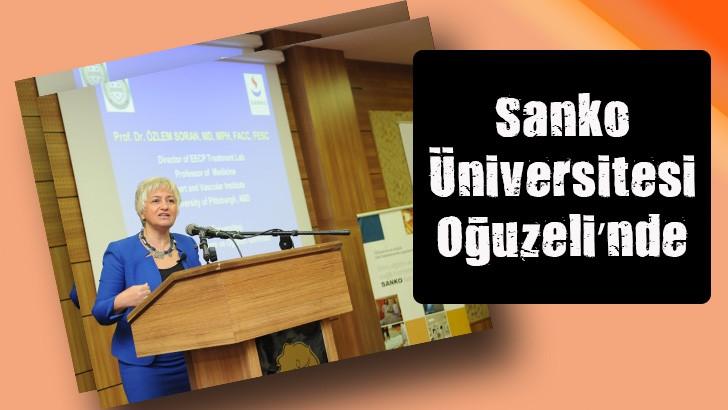 Sanko Üniversitesi Oğuzeli'nde