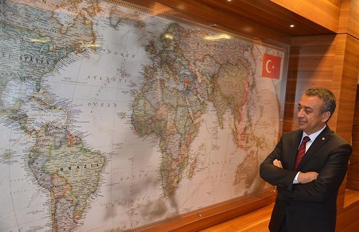 Güneydoğu'dan 163 ülkeye 692 milyon dolarlık ihracat yapıldı