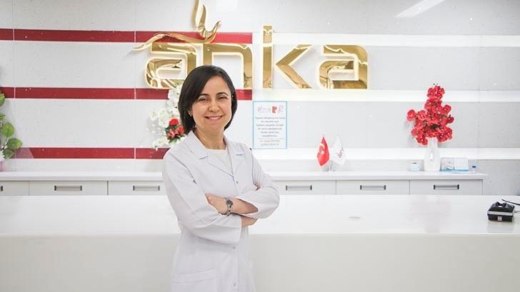 Uzman Dr. Nagihan Demir Anka'da hasta kabulüne başladı
