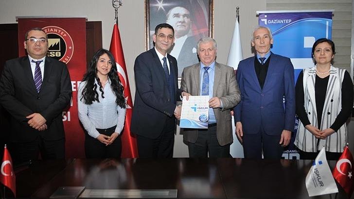 """GSO ile İŞKUR arasında, """"Mesleki eğitim ve beceri geliştirme işbirliği protokolü"""" imzalandı"""
