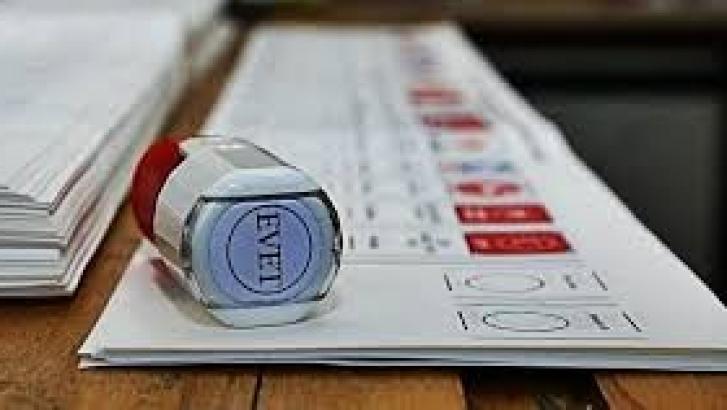 Gaziantep'te 31 Mart Seçim Oranı
