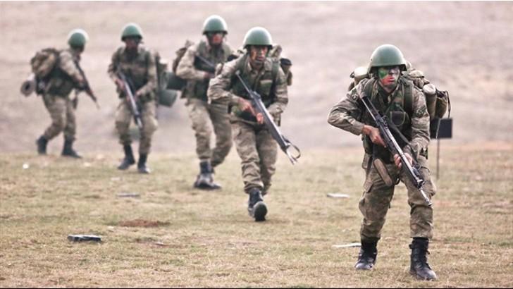Zeytin Dalı operasyonunda yoğun çatışma