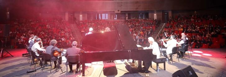 Gaün'den, Doğu-Batı Sentezi Konseri