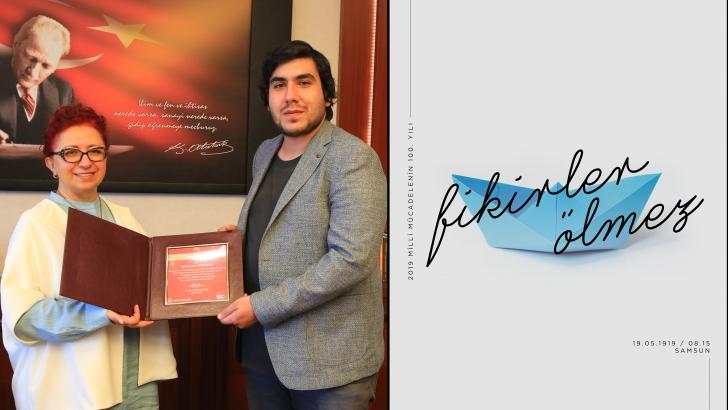 Milli Mücadele'nin 100. Yılında Görsel Başarı Ödülü