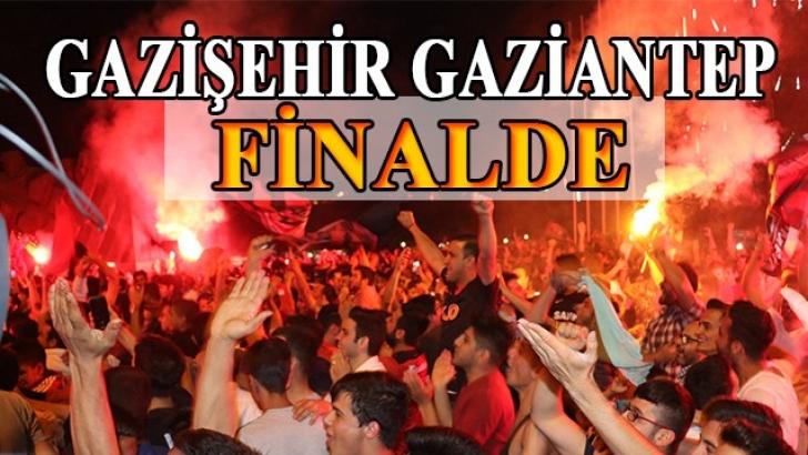 Gazişehir finalde