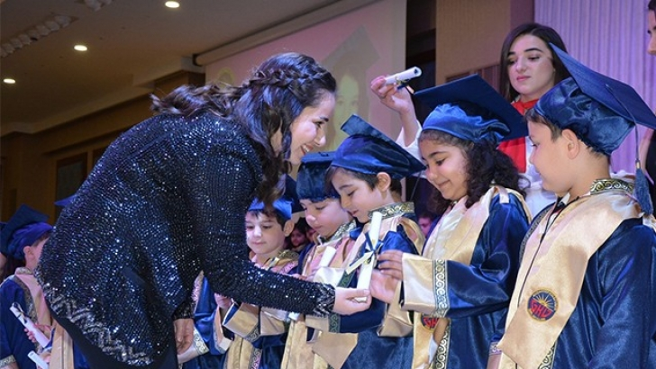 Gaziantep Kolej Vakfı Anaokulu'nda kep coşkusu