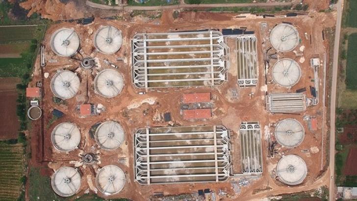 Gaziantep alt yapısı için 21 milyon Euroluk hibe kredi