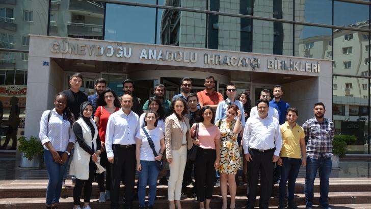 GAHİB Dış Ticaret Uzmanı Eğitimi Programını Başlattı