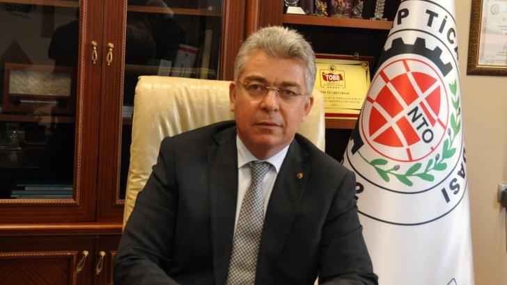 """NTO Başkanı Özyurt;  """"Kurban Bayramı'na Kavuşmanın Hazzını Yaşıyoruz. """""""