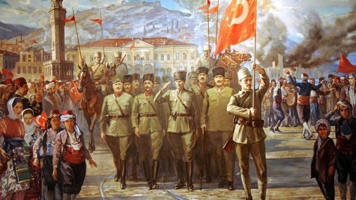 9 EYLÜL İZMİR'İN KURTULUŞU!