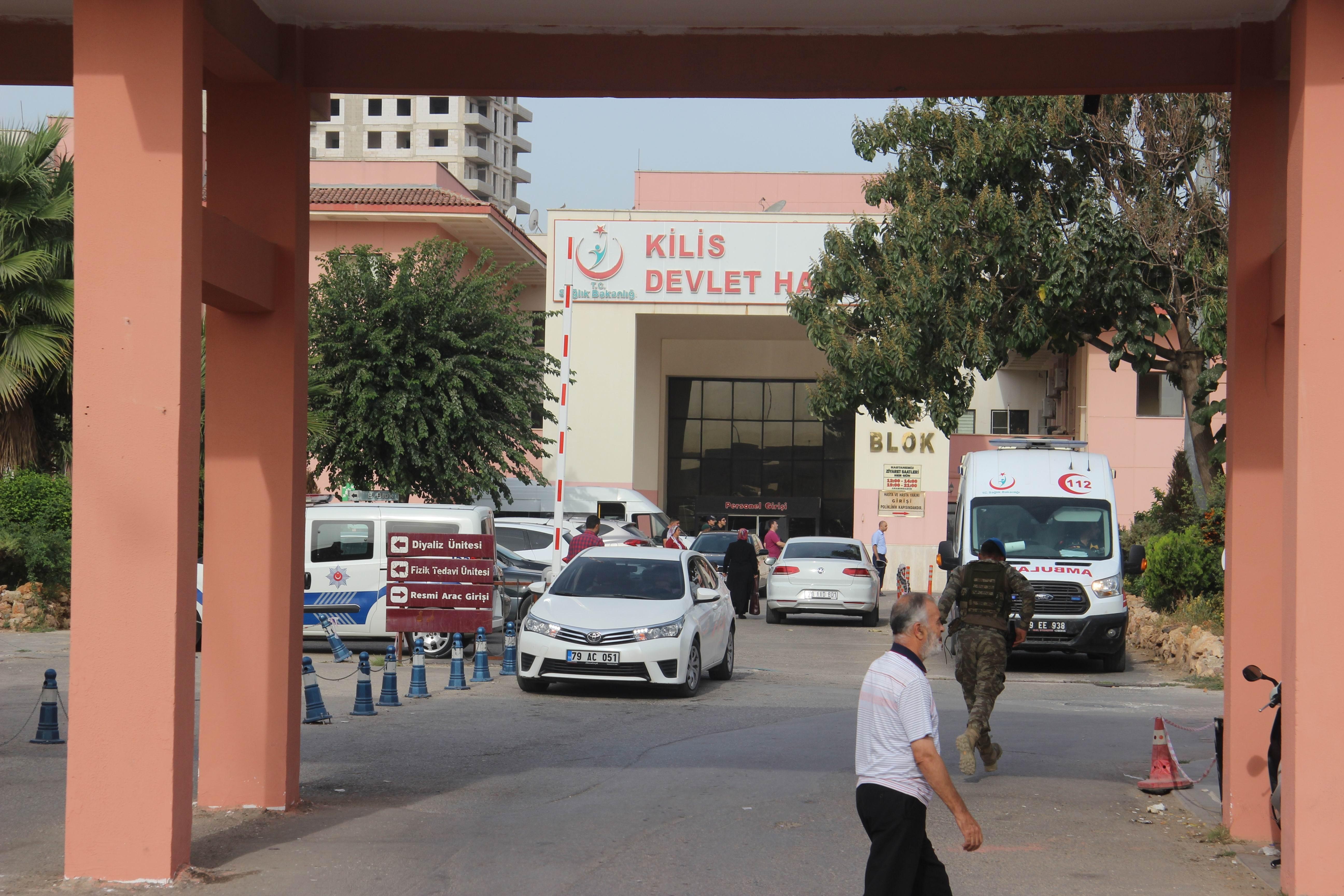 Tel Rıfat'ta TSK unsurlarına saldırı: 2 şehit, 3 yaralı