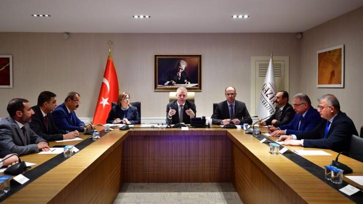 Gaziantep'in düşman işgalinden kurtuluşunun 100. yılı için hazırlıklar başladı
