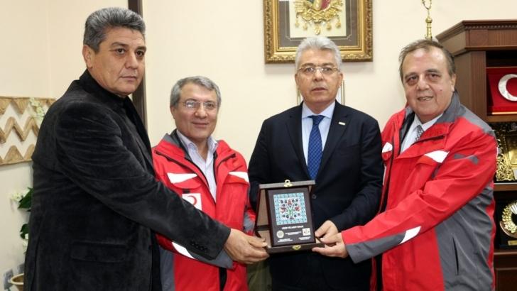Nizip'te Kan Bağışı Kampanyasına destek çağrısı