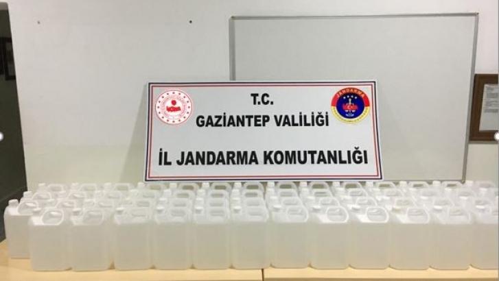 Gaziantep'te korona virüs operasyonu!