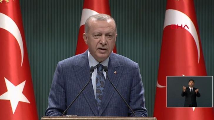 """Erdoğan: """"Daha demokratik, daha çoğulcu, temsil düzeyi yüksek bir baro yapısı oluşturmakta kararlıyız."""""""