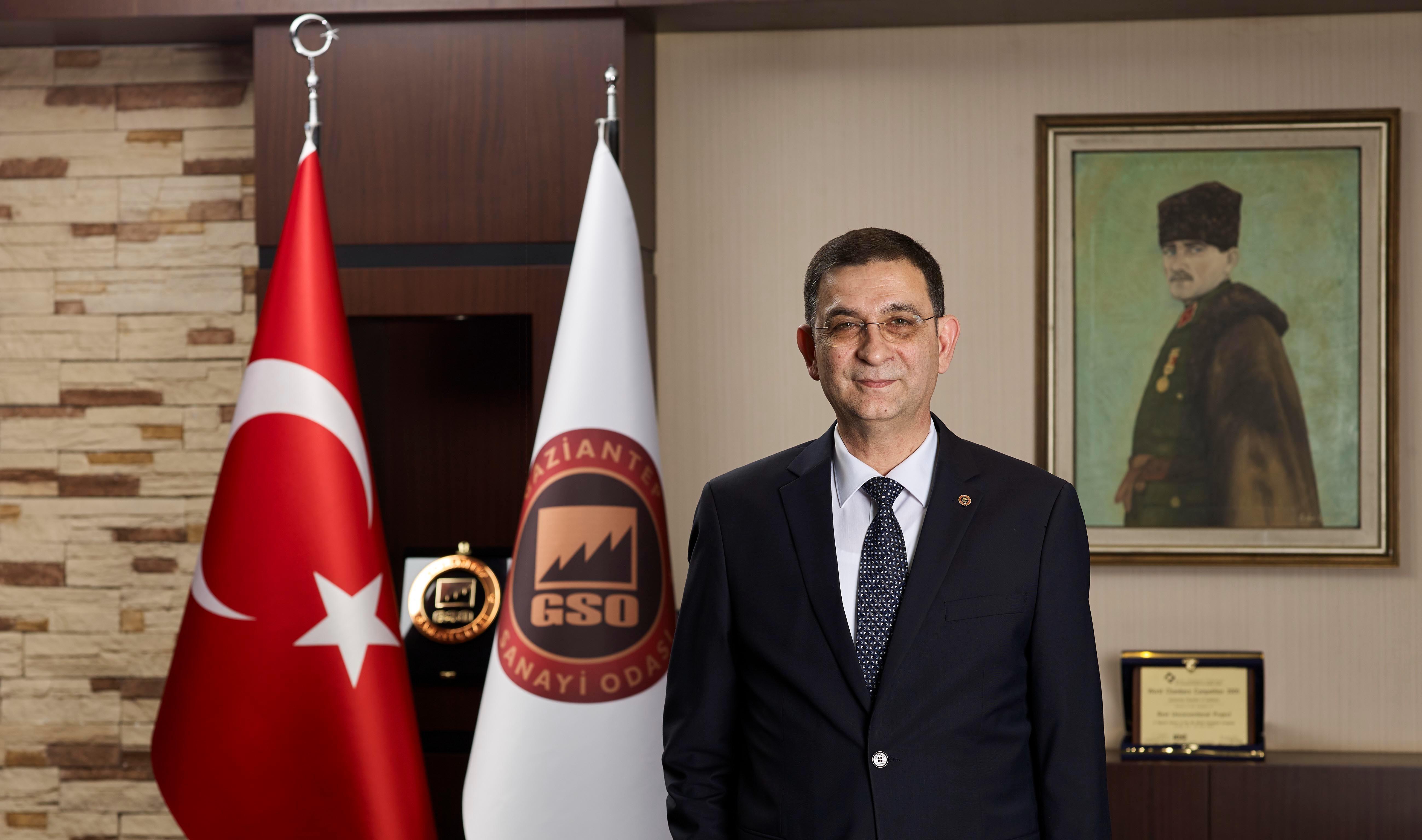 GAZİANTEP'TEN EYLÜL AYINDA REKOR İHRACAT