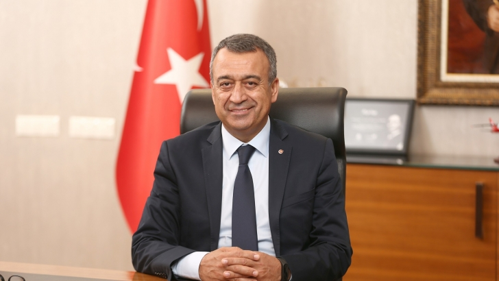 """""""Gaziantep Tüm Zamanların En Yüksek Aylık İhracatına İmza Attı"""""""