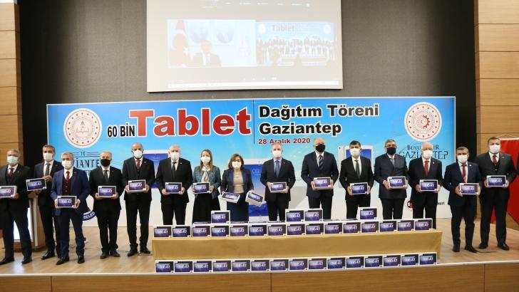 GAZİANTEP MODELİ MİLLİ EĞİTİM BAKANI'NIN TAKDİRİNİ TOPLADI