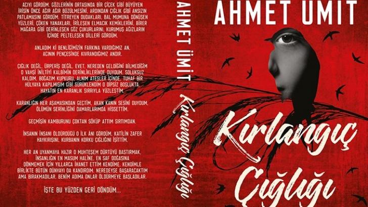 Ahmet Ümit'in beklenen romanı 'Kırlangıç Çığlığı'