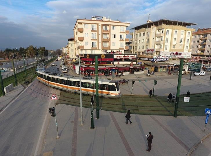 Büyükşehir, toplu taşımada büyümeye devam ediyor