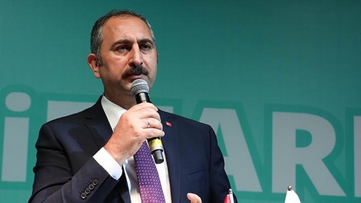 Bakan Gül'den Gazişehir Gaziantep'e başarı dileği