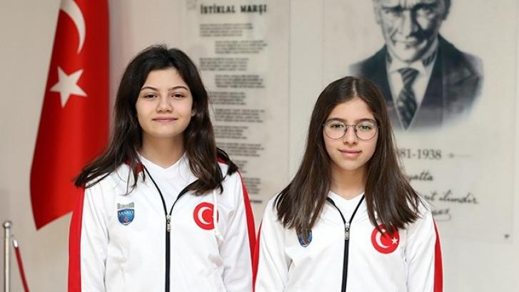 SANKO okullarının yüzücüleri Türkiye finalinde