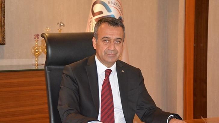 GAİB Koordinatör Başkanı Fikret Kileci sanayicileri tebrik etti