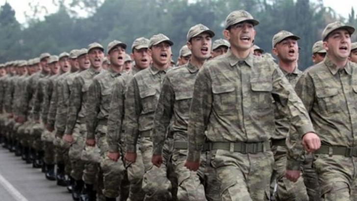 Yeni Askerlik Sistemine İlişkin Düzenleme TBMM Genel Kurulu'nda 335 Oyla Kabul Edildi.