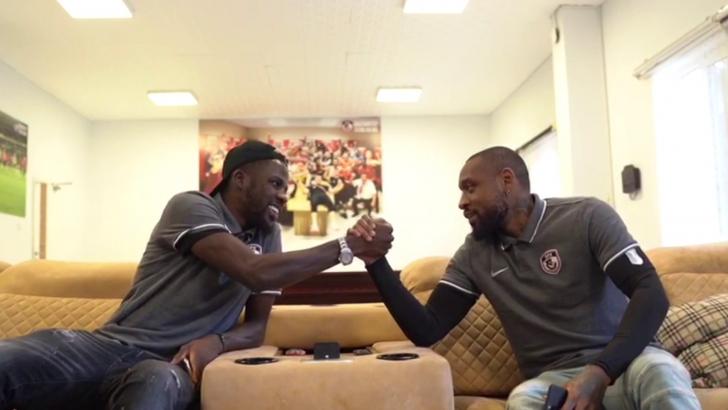 Gaziantep FK'dan Videolu Destek Çağrısı