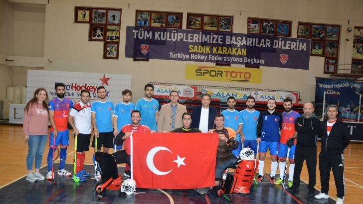 Gaziantep Polisgücü Avrupa devleri ile karşılaşacak