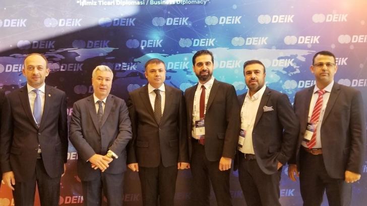 Türkiye ve Gaziantep ekonomisi için çalışacağız
