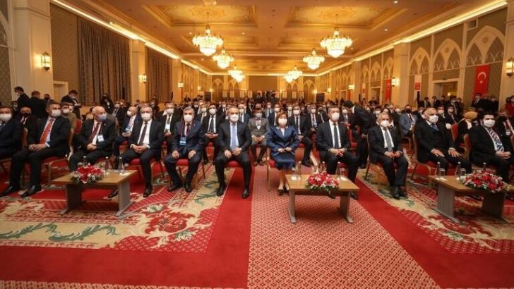 Fatma Şahin, Türkiye Belediyeler Birliği Başkanlığına yeniden seçildi