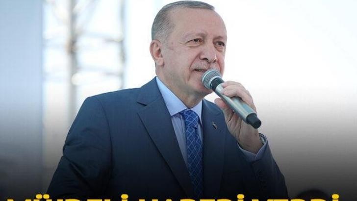 Son Dakika! Cumhurbaşkanı