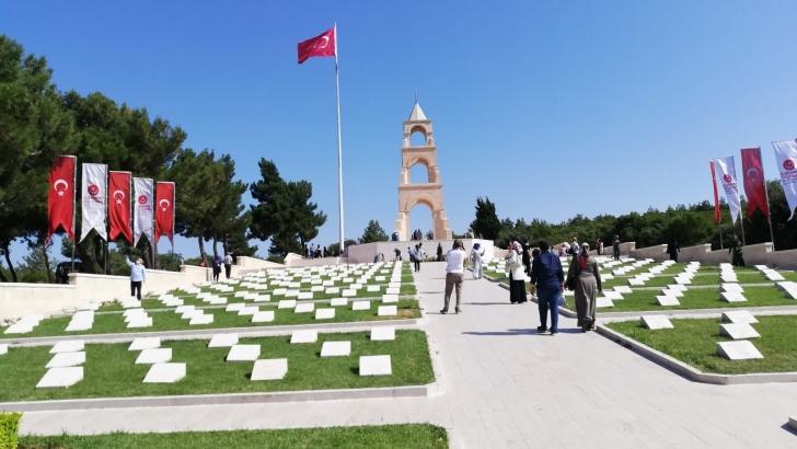 ŞAHİNBEY BELEDİYESİ 111.000 GAZİ TORUNUNU ECDADIYLA BULUŞTURUYOR